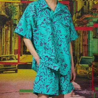 アレキサンダーリーチャン(AlexanderLeeChang)のアレキサンダーリーチャン ニャンカモ セットアップ(Tシャツ/カットソー(半袖/袖なし))