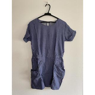 ショコラフィネローブ(chocol raffine robe)のワンピース(ひざ丈ワンピース)