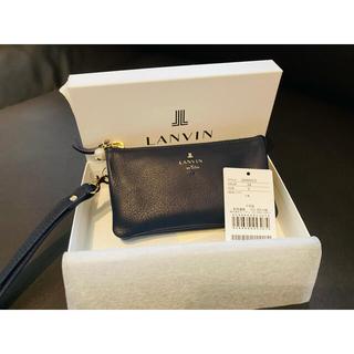 ランバンオンブルー(LANVIN en Bleu)のミニ財布 コインケース ランバンオンブルー(財布)