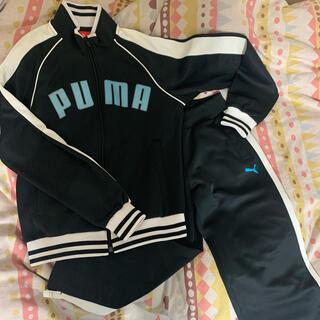 プーマ(PUMA)のPUMA ジャージ上下(セット/コーデ)