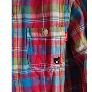 ダブルビー(DOUBLE.B)の新品未使用:DOUBLE B リバーシブルシャツ(ブラウス)