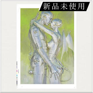 メディコムトイ(MEDICOM TOY)の空山基 ポスター ED200(その他)