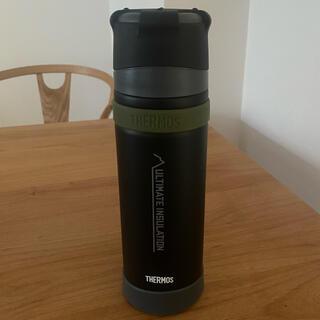 サーモス(THERMOS)のサーモス 山専ステンレスボトル 0.75L FFX-751 750(登山用品)