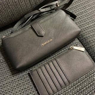 エモダ(EMODA)の【EMODA】お財布ショルダーバッグ(フラグメントケース付き)(ショルダーバッグ)