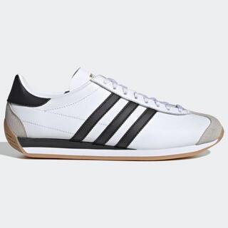 アディダス(adidas)の新品★adidas CountryOG ホワイト×ブラック/27cm(スニーカー)
