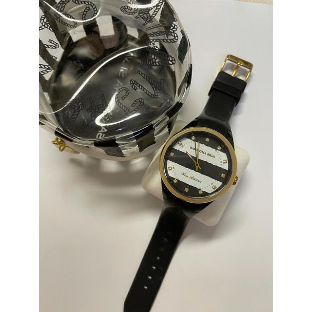 Samantha Silva(サマンサシルヴァ)のサマンサシルヴァ マリーナウォッチ ケース付き レディースのファッション小物(腕時計)の商品写真