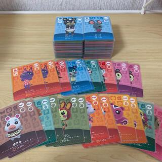 任天堂 - ①どうぶつの森 amiiboカード 第1弾 まとめ売り