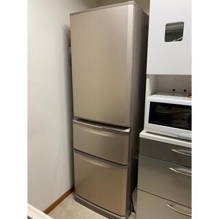 三菱 - 三菱 冷凍冷蔵庫 370L  MR-37Y-P型