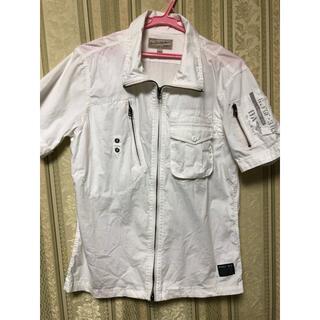 AVIREX - アヴィレックス、半袖ジャケット