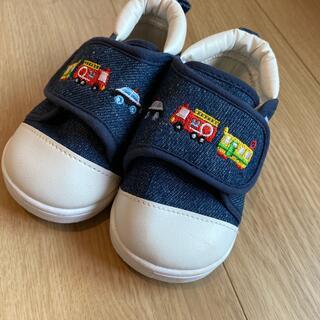 ニシマツヤ(西松屋)のキッズシューズ  靴  14cm(スニーカー)