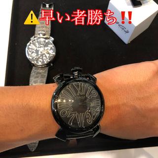 GaGa MILANO - 【緊急値下げ❗️】ガガミラノ 腕時計 専用BOX付