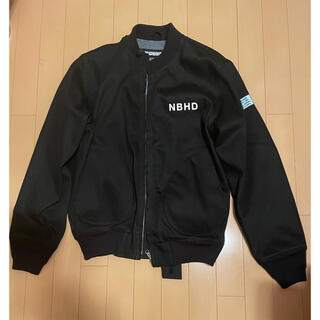 ネイバーフッド(NEIGHBORHOOD)の稲葉さん着新品未使用NEIGHBORHOODネイバーフッドタンカージャケット黒M(Gジャン/デニムジャケット)
