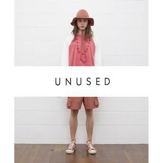 アンユーズド(UNUSED)の2021SS UNUSED Shorts 最新作 定価以下(ショートパンツ)