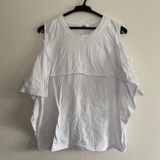 ロデオクラウンズ(RODEO CROWNS)のロデオクラウンズ オフショルダーT(Tシャツ(半袖/袖なし))