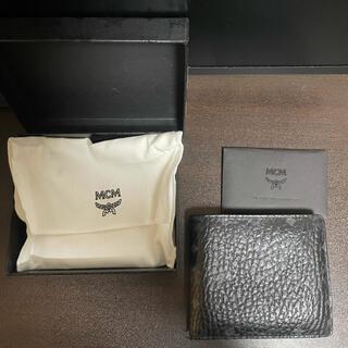 MCM - MCM二つ折り財布 正規品