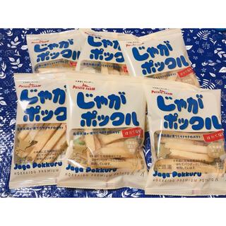 カルビー(カルビー)の北海道限定数量販売じゃがポックルほたて塩味6袋セット(菓子/デザート)