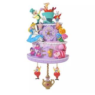 ディズニー(Disney)の不思議の国のアリス ウォールクロック ディズニーストア(掛時計/柱時計)