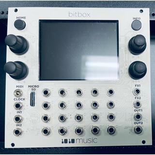 1010music bitbox ユーロラック モジュラーシンセ(音源モジュール)