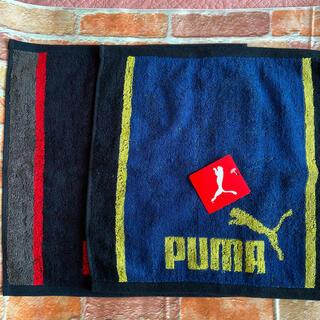 プーマ(PUMA)のプーマハンドタオル(ハンカチ/ポケットチーフ)