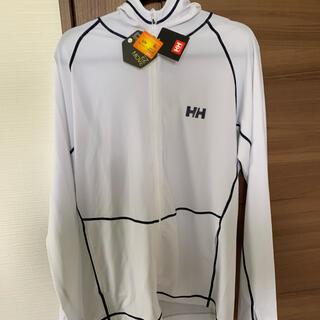 ヘリーハンセン(HELLY HANSEN)の新品 ヘリーハンセン ラッシュガード XL(水着)