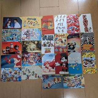 【未使用】ディズニーストア25周年 ポストカードセット