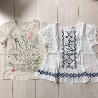 コンビミニ(Combi mini)のTシャツ トップス 110 セット(Tシャツ/カットソー)