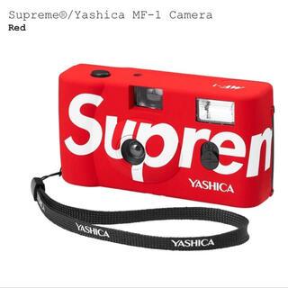 シュプリーム(Supreme)のSupreme YASHICA カメラ レッド(フィルムカメラ)