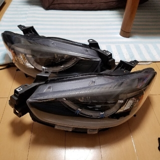 マツダ - クリスタルアイ CX-5  ヘッドライト