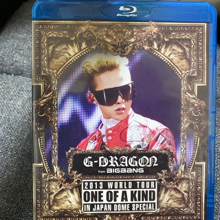 G-DRAGON 2013 WORLD TOUR~ONE OF A KIND~I