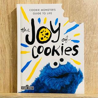 セサミストリート(SESAME STREET)のセサミストリート英語絵本 The Joy of Cookiesクッキーモンスター(絵本/児童書)