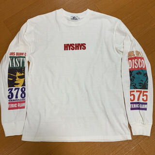 HYSTERIC GLAMOUR - ヒステリックグラマー ロンt  美品
