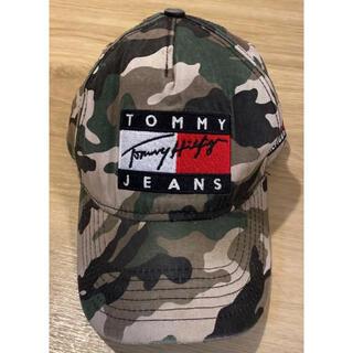 トミー(TOMMY)のTOMMY 迷彩柄キャップ(キャップ)