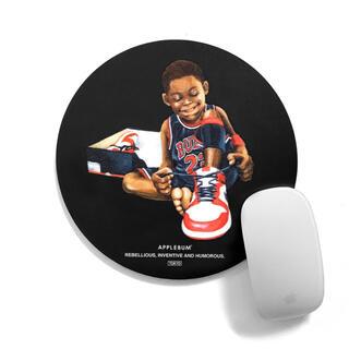 """アップルバム(APPLEBUM)の""""CHICAGO"""" Boy Mouse Pad アップルバム マウスパッド(PC周辺機器)"""