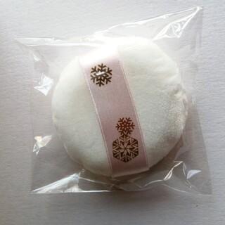 シセイドウ(SHISEIDO (資生堂))の資生堂 スノービューティー パフ(パフ・スポンジ)