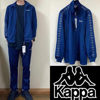 カッパ(Kappa)の90's kappa カッパ セットアップ ナイロンジャケット  ジャージ (ナイロンジャケット)
