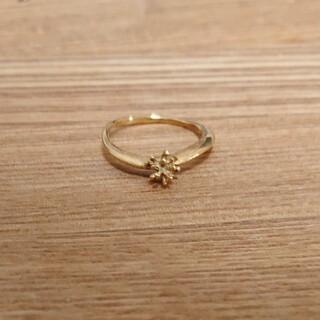 カオル(KAORU)のアトリエカオル スターダスト リング K18(リング(指輪))