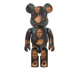 メディコムトイ(MEDICOM TOY)の新品 BE@RBRICK Mona Lisa 1000% ベアブリック モナリザ(その他)