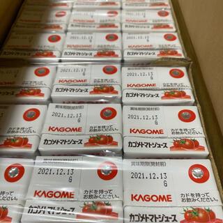 カゴメ(KAGOME)のカゴメ トマトジュース 食塩無添加(200ml*48本セット)(その他)