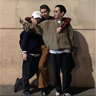 WACKO MARIA - 野村訓市着 Michael Jackson Dangerous jacket
