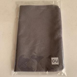 ジーユー(GU)のGU マスクケース グレー(日用品/生活雑貨)