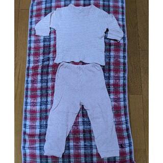 ムジルシリョウヒン(MUJI (無印良品))の無印良品 パジャマ 100cm(パジャマ)