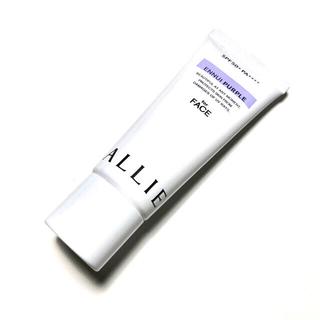 アリィー(ALLIE)のALLIE アリィー カラーチューニングUV PU パープル 40g(化粧下地)