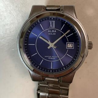 アルバ(ALBA)のセイコー アルバ ソーラー腕時計(腕時計(アナログ))