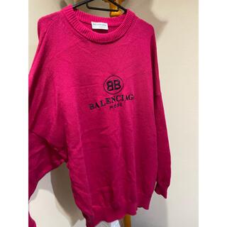 バレンシアガ(Balenciaga)のバレンシアガ セーター(ニット/セーター)