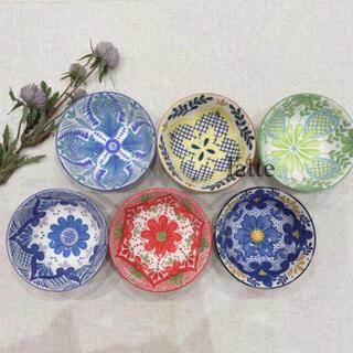 北欧 茶碗 ボウル お皿 深鉢 6枚セット フランフラン 好きにも◎(食器)
