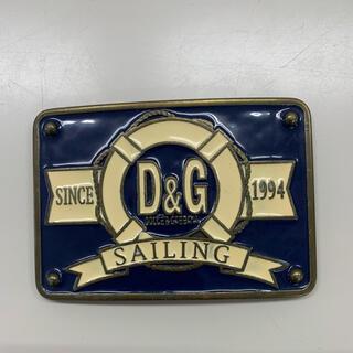ドルチェアンドガッバーナ(DOLCE&GABBANA)のD&G メンズベルト (ベルト)