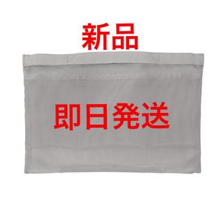 ムジルシリョウヒン(MUJI (無印良品))の無印良品 ナイロンメッシュバッグインバッグ B5サイズ用・グレー(その他)