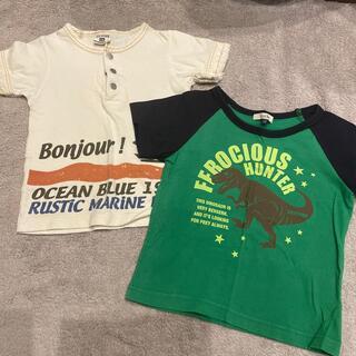 イーストボーイ(EASTBOY)のTシャツ2着セット(Tシャツ/カットソー)