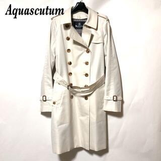 アクアスキュータム(AQUA SCUTUM)のアクアスキュータム トレンチコート 8 ベルばら期 /Aquascutum(トレンチコート)