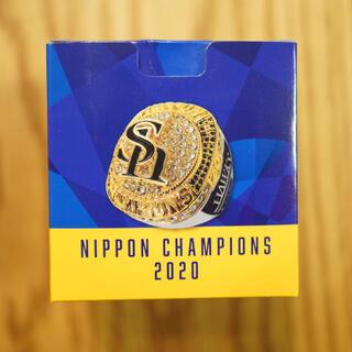 福岡ソフトバンクホークス - ソフトバンクホークスのチャンピオンリング